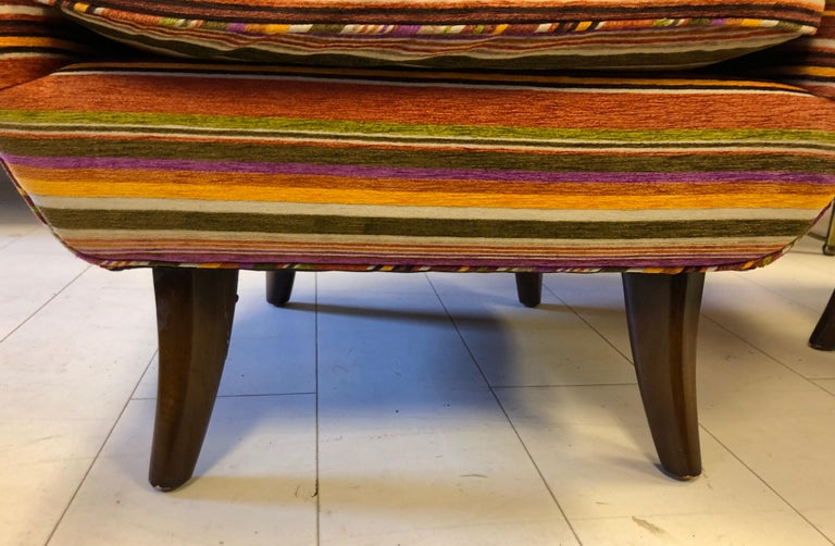 Pair of Ernst Schwadron Club Chairs For Sale 6