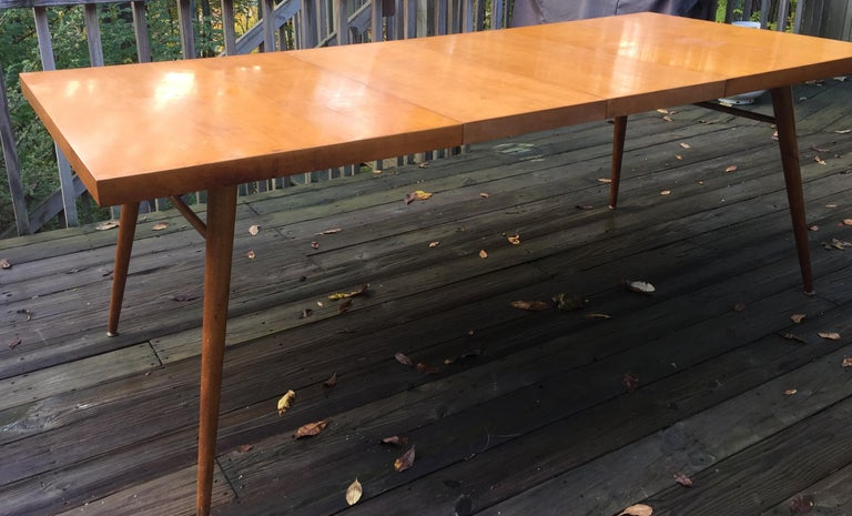 Mid-20th Century Paul McCobb Planner Group Dining Set For Sale