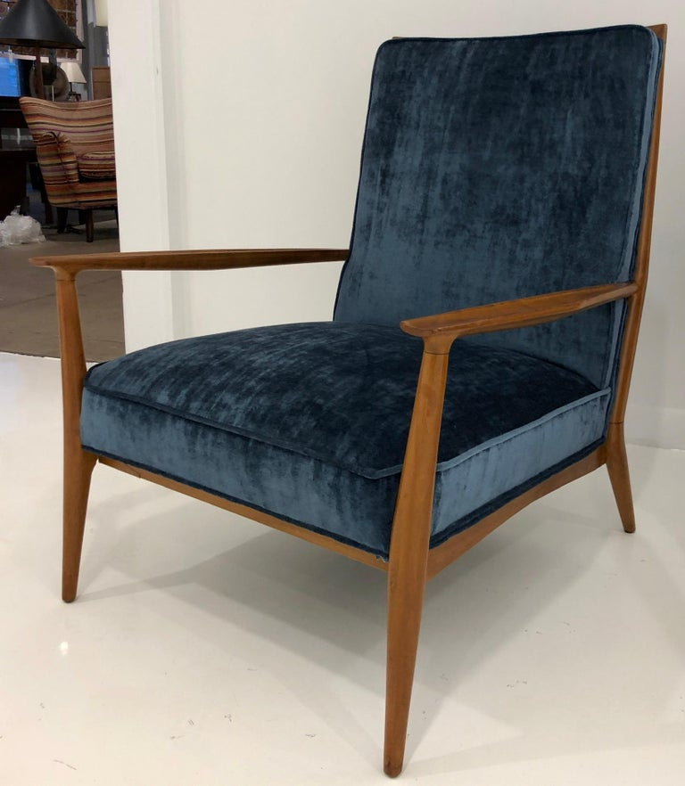 Pair of Paul McCobb Easy Chairs For Sale 1