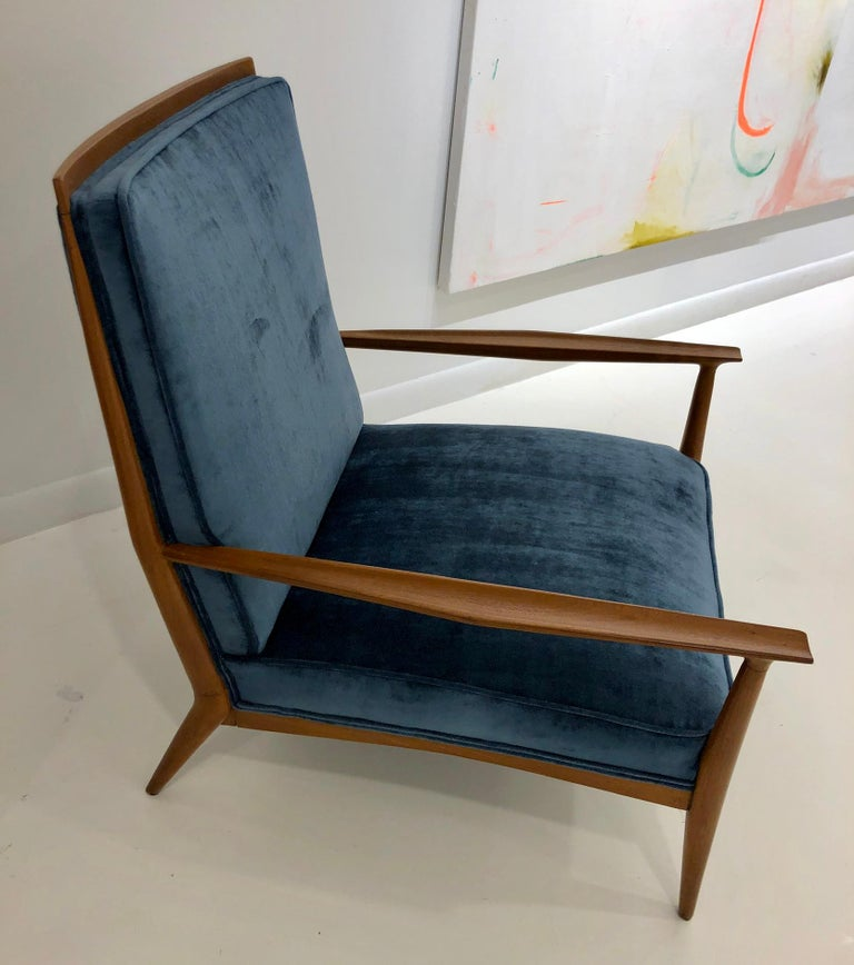 Pair of Paul McCobb Easy Chairs For Sale 5