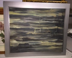 Bernard Saby, Abstract Composition, c. 1965