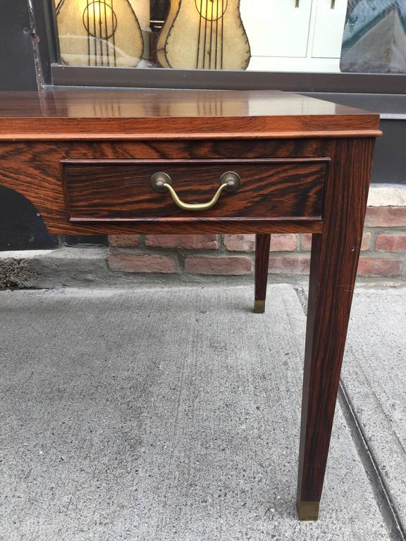 Danish Frits Henningsen Rosewood Coffee Table For Sale