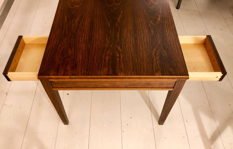 Frits Henningsen Rosewood Coffee Table For Sale 1