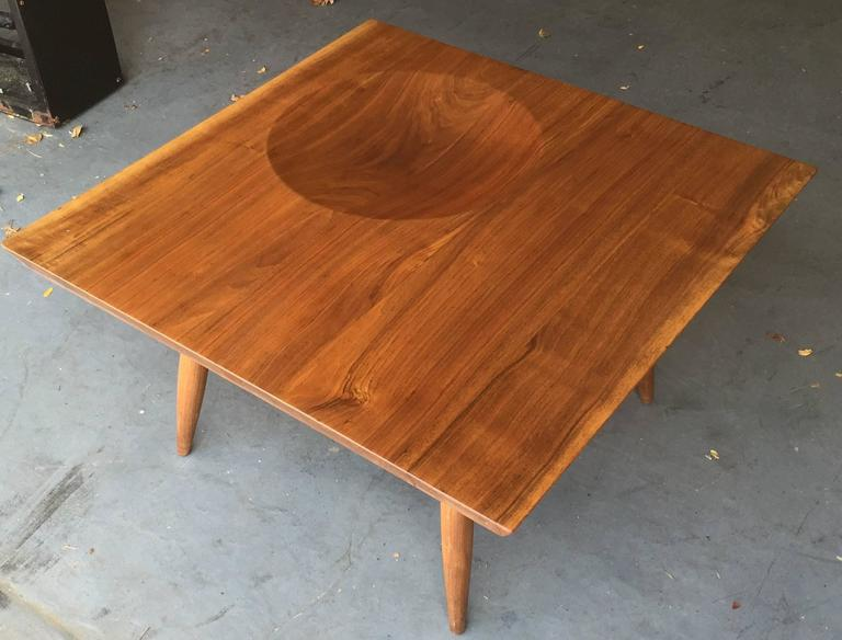 New Hope Black Walnut Studio Cocktail Table 2