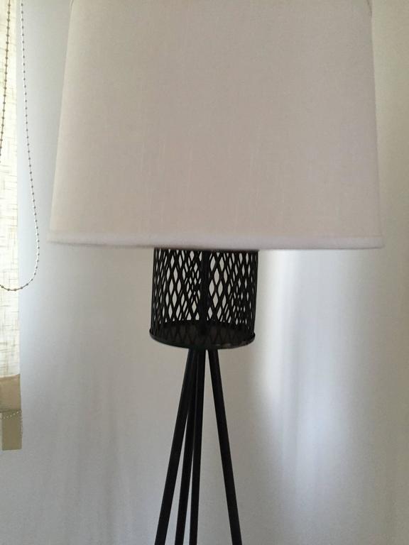 American Single Frederick Weinberg Floor Lamp For Sale