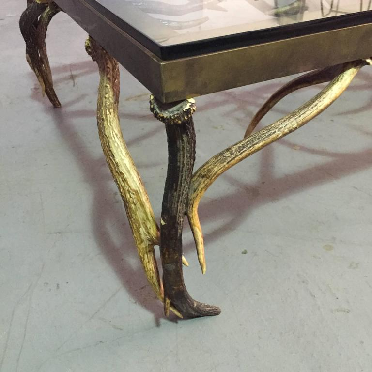 Anthony Redmile Antler Coffee Table 3