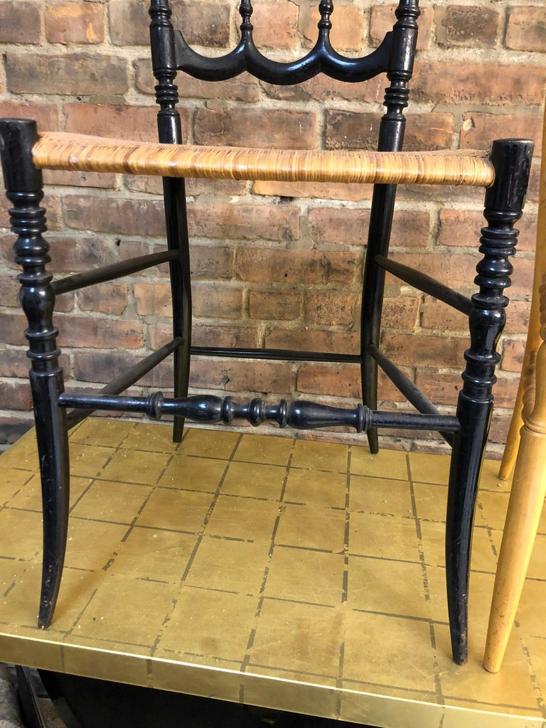 Two Early Chiavari For Sale 2