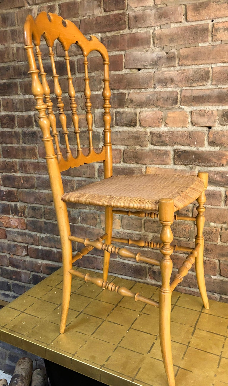 Two Early Chiavari For Sale 7