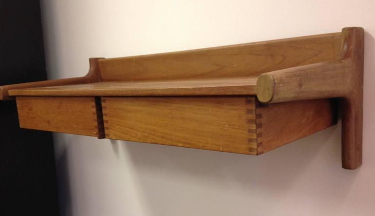 Borge Mogensen Wall-Hanging Console 2