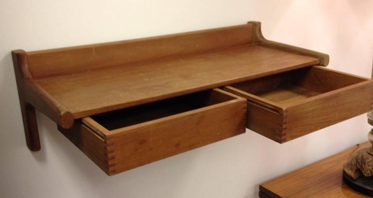 Borge Mogensen Wall-Hanging Console 4