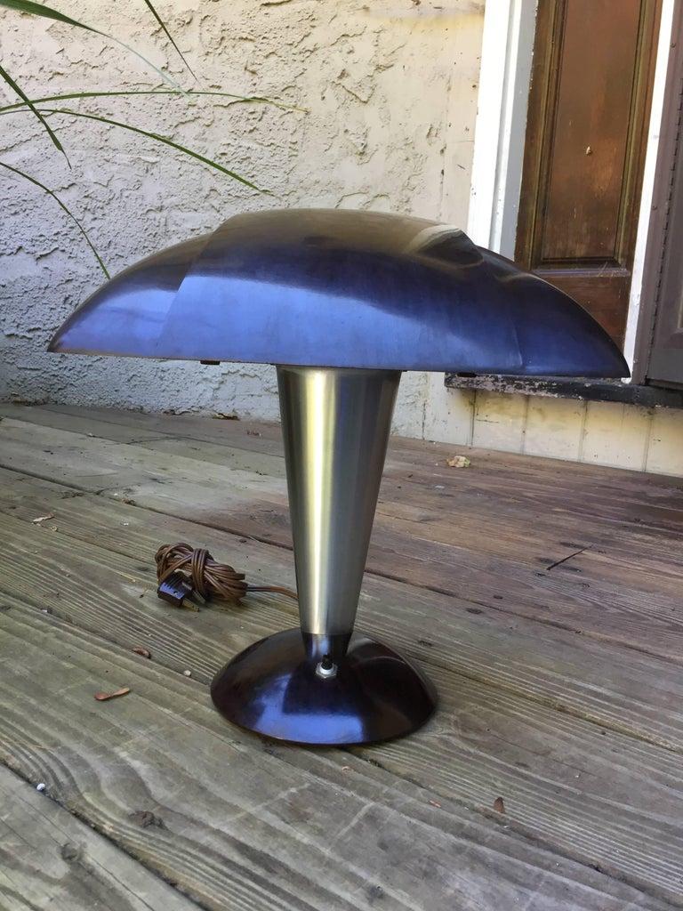 Polaroid Desk Lamp by Walter Dorwin Teague 3