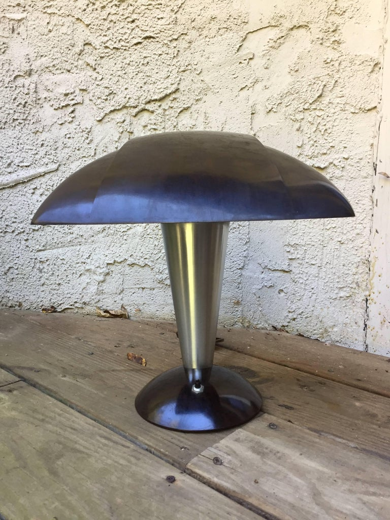Polaroid Desk Lamp by Walter Dorwin Teague 5