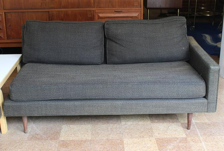 American Milo Baughman Sectional Sofa For Sale