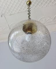 Murano Champagne Globe
