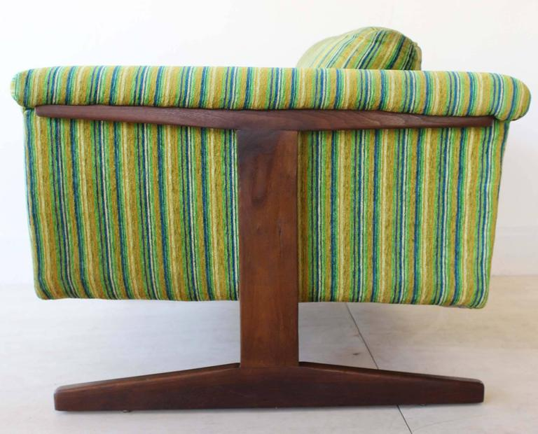 Mid-Century Modern Danish Club Chair For Sale