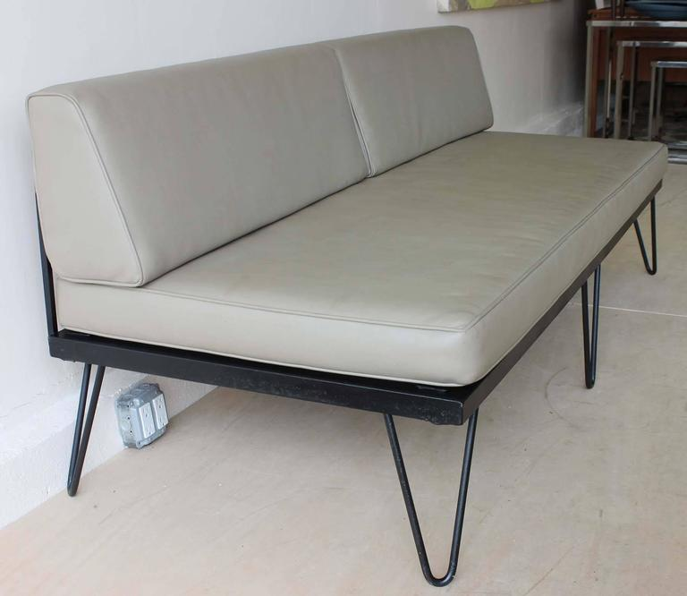 Mid-Century Modern Salterini Daybed Chaise For Sale
