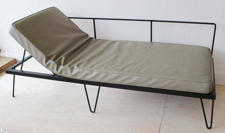 American Salterini Daybed Chaise For Sale