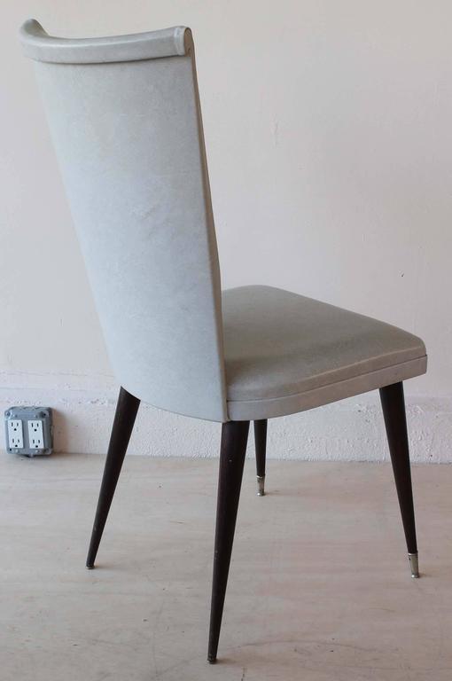 Set of Six Italian Dining Chairs 5
