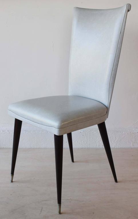 Set of Six Italian Dining Chairs 2