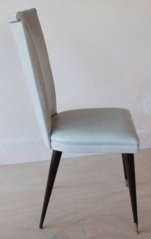 Set of Six Italian Dining Chairs 4