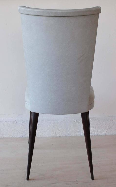 Set of Six Italian Dining Chairs 6