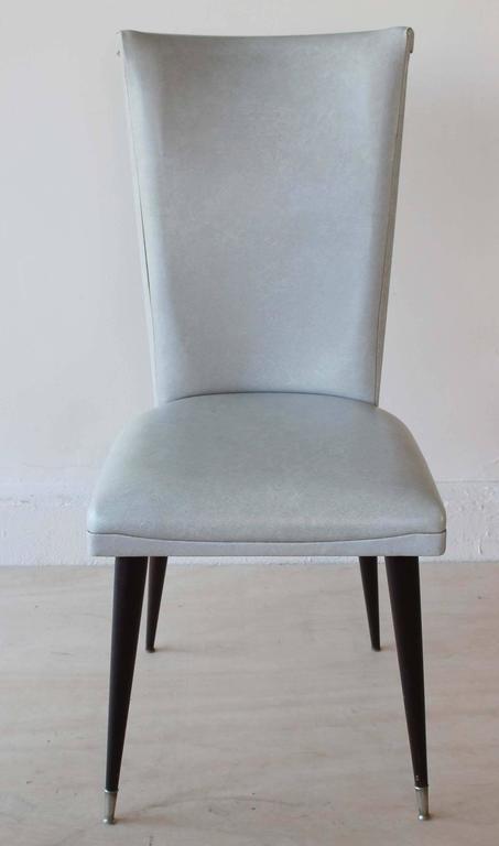 Set of Six Italian Dining Chairs 3