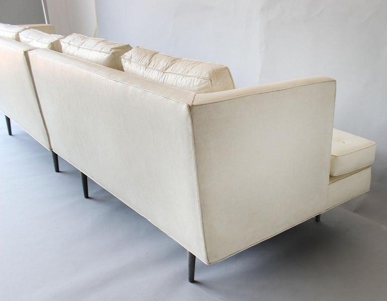 Mid-20th Century Edward Wormley Dunbar Sofa For Sale