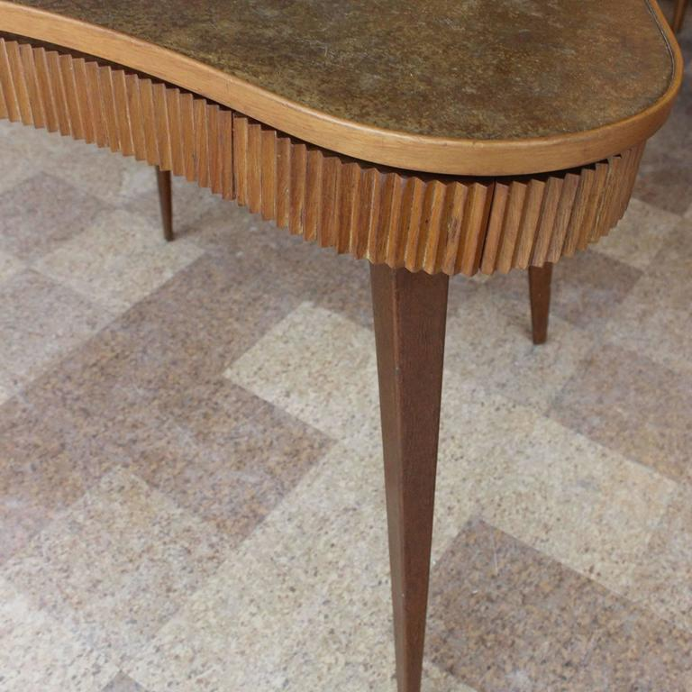 Wood Italian Game Table For Sale