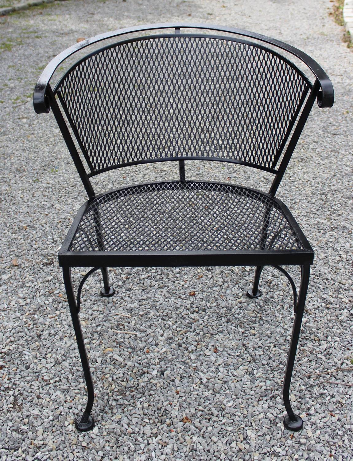 Salterini Garden Table And Chairs For Sale At 1stdibs