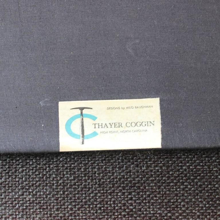 Milo Baughman Sectional Sofa For Sale 1