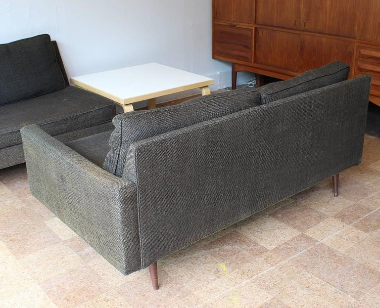 Mid-20th Century Milo Baughman Sectional Sofa For Sale