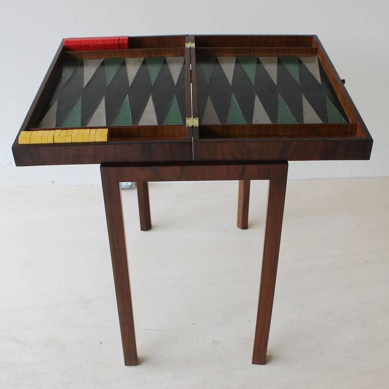 Tommi Parzinger Backgammon Table 2