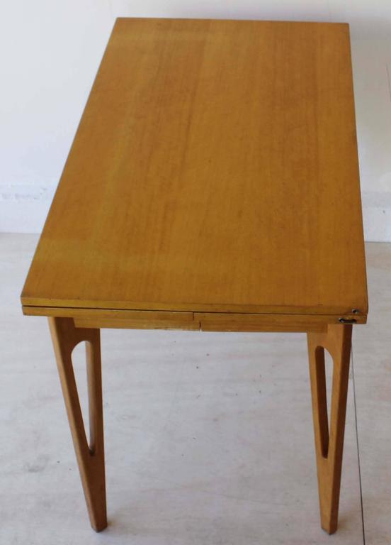 Mid-20th Century American Extending Table For Sale