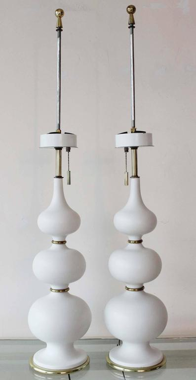 Pair of Gerald Thurston Lamps 3