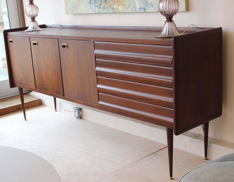 Italian Sideboard In Good Condition For Sale In Southampton, NY