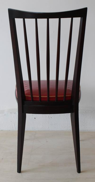 Set of Ten Italian Dining Chairs 6