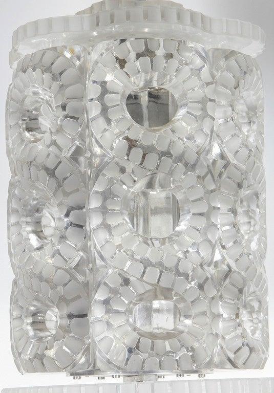 Lalique Chandelier