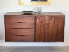 Wall-Mounted Cabinet by Phillip Lloyd Powell