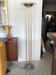 A Robert Sonneman for Kovacs Floor Lamp