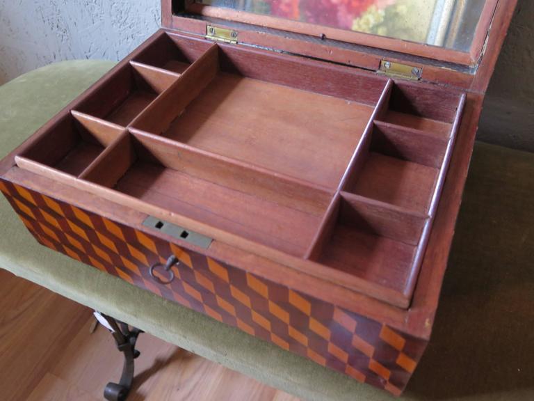 English Regency Jewelry Box 3