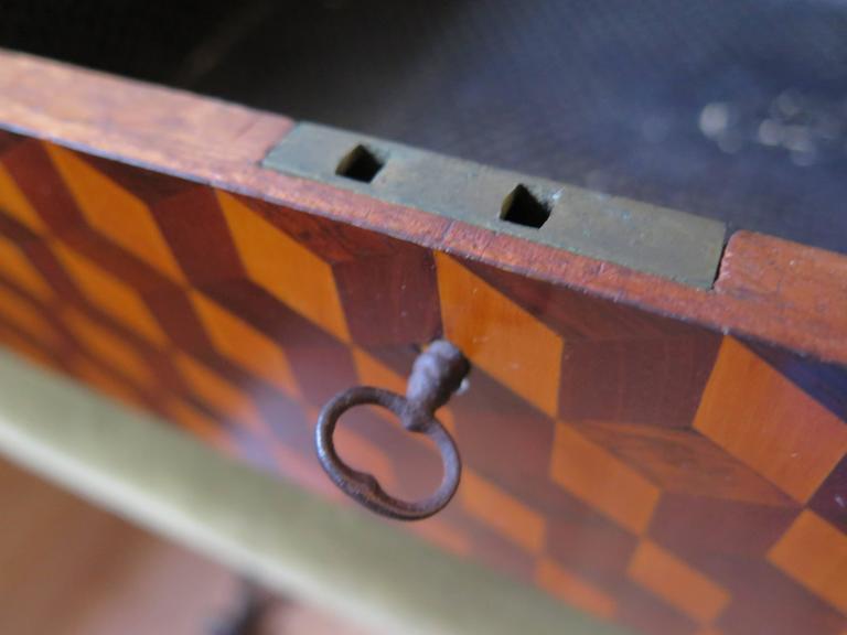 English Regency Jewelry Box 4