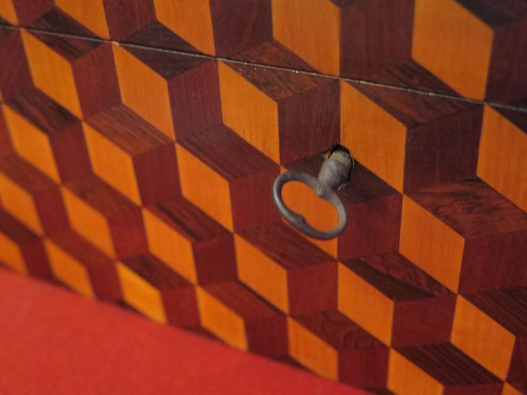 English Regency Jewelry Box 10