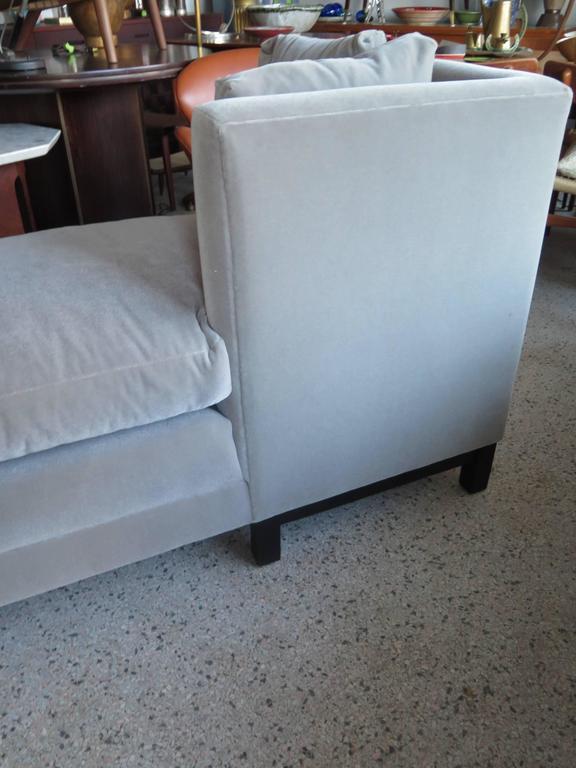 Harvey Probber Tete A Tete Sofa At 1stdibs