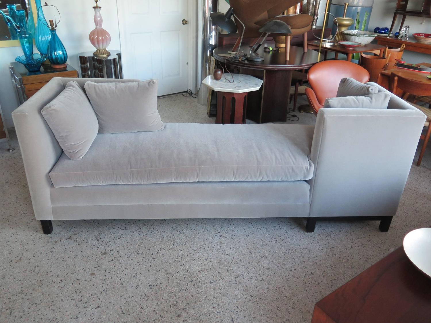 Harvey Probber Tete A Tete Sofa For Sale At 1stdibs