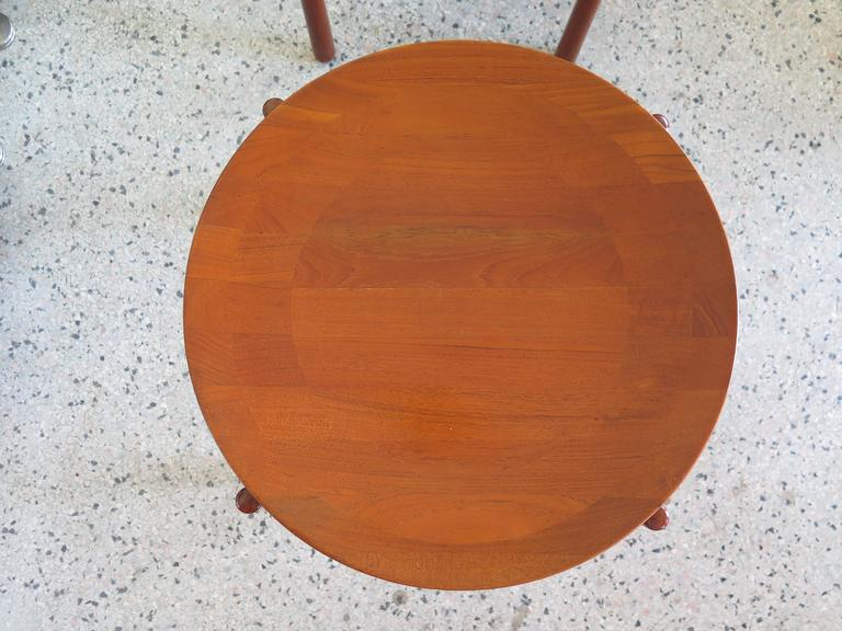 Pair of Danish Tray Tables by Jens Quistgaard 3