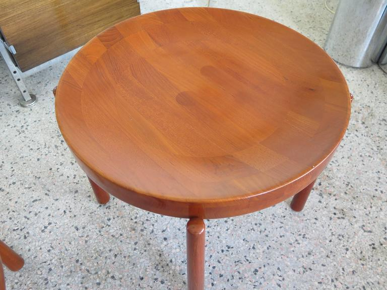 Pair of Danish Tray Tables by Jens Quistgaard 6
