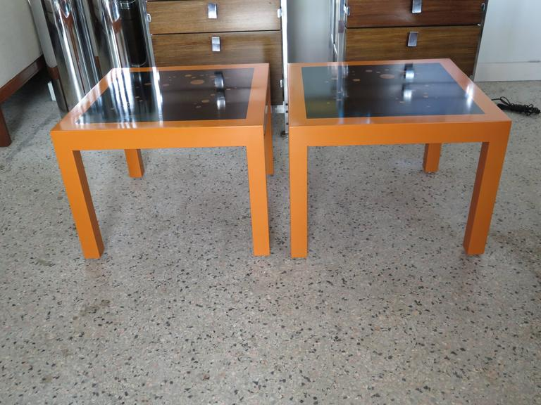 Mid-20th Century Dunbar Constellation Tables For Sale