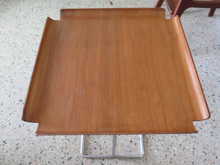 George Nelson Tray Table Herman Miller 4