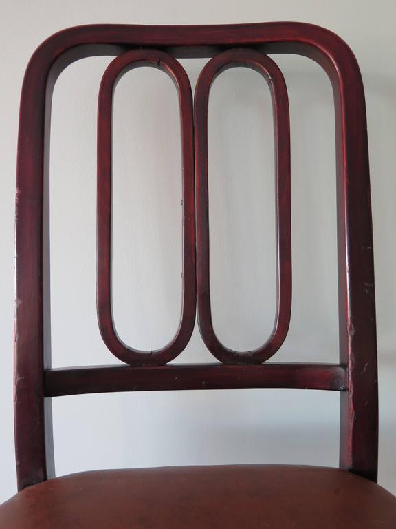 Modern Thonet Bentwood Chair For Sale