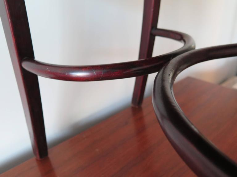 Austrian Thonet Bentwood Chair For Sale